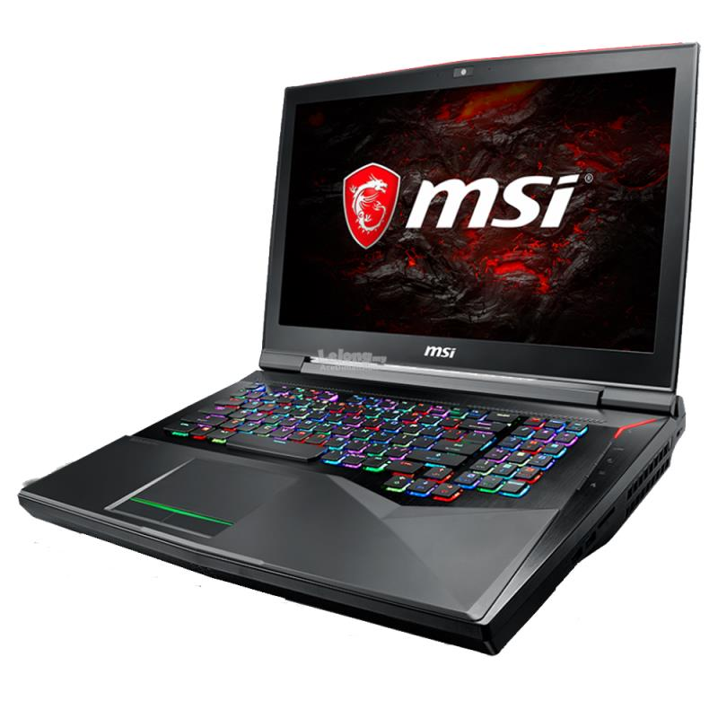 [23-Jul] MSI GT75VR 7RE-096MY Titan Gaming Series Notebook *Black*