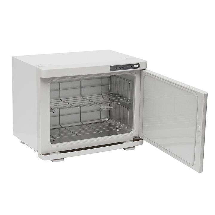 23l uv sterilizer cabinet hot towel warmer degrees