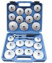 23pcs Aluminum Filter Wrench Kit ID31677