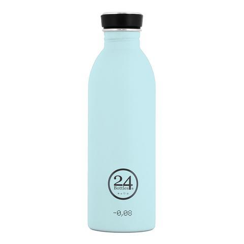 24 BOTTLES URBAN BOTTLE 0.5L – CLOUD BLUE