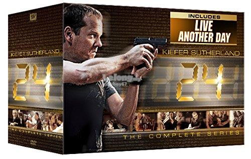 24 - The Complete Series - New DVD Box Set