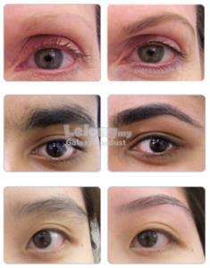 24 Design Hot Reusable Eyebrow Class (end 4/20/2019 5:15 PM)