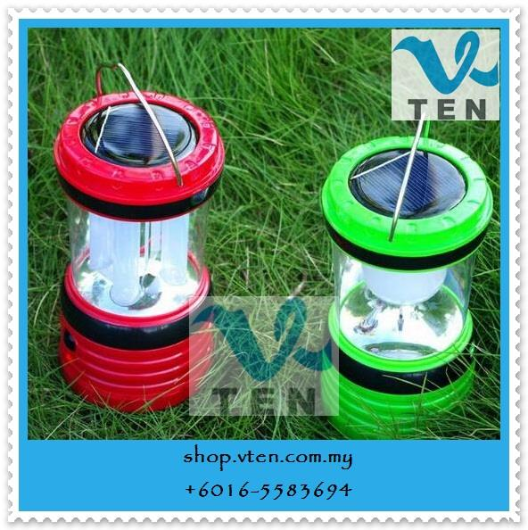 24pcs Led High Bright Solar LED Lights Camping Outdoor