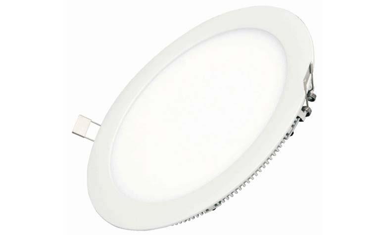 24W LED PANEL LIGHT - ROUND TYPE (DAYLIGHT)