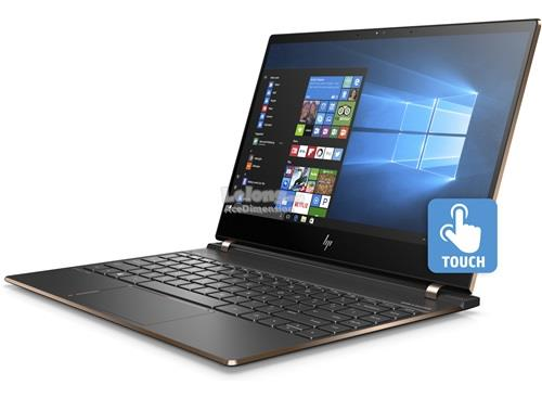 [25-Dec] HP Spectre 13-af089TU Notebook *Dark Ash Silver* (Touch)