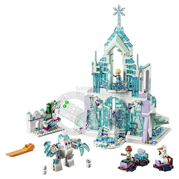 25002 Frozen: Elsa's Magical Ice Palace