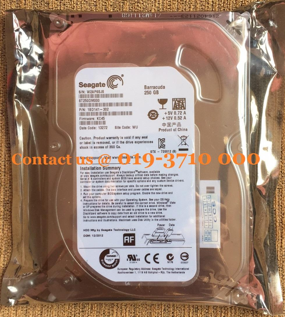 250gb 7200 Rpm Sata 35 Desktop Ha End 9 12 2017 1109 Am Hardisk Pc 250 Gb Seagate Hard Disk Looks New