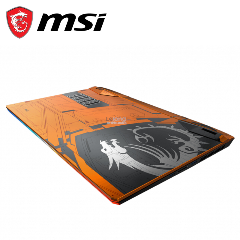 [26-Oct] MSI GE66 Raider GE66 10SFS-496 Dragonshield Limited Edition