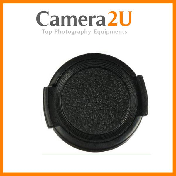 27mm Snap On Lens Cap for Digital Camera Video Camcorder Handycam