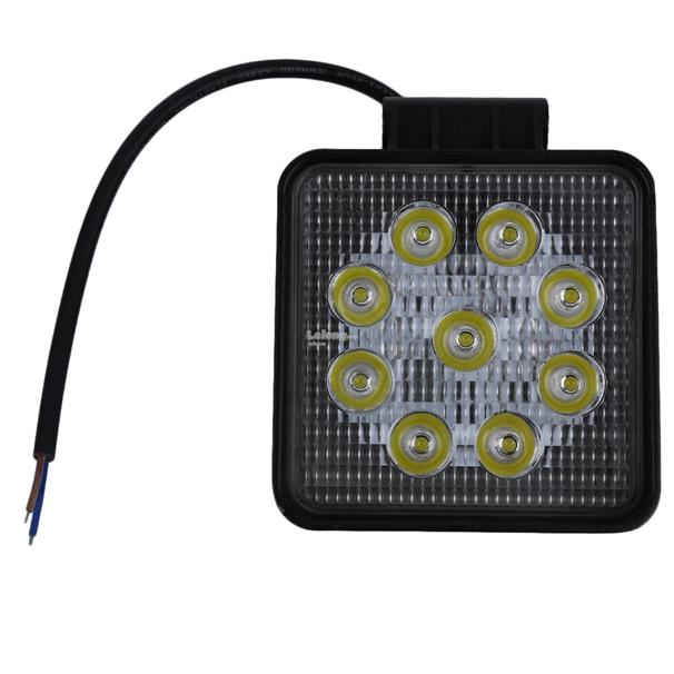 27W LED Work Light Spot Offroad Fog Driving 4X4 For Jeep Truck Boat AT