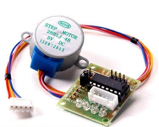 28BYJ-48 5V DC Stepper Motor + ULN2003 Easy Driver Board Set Arduino