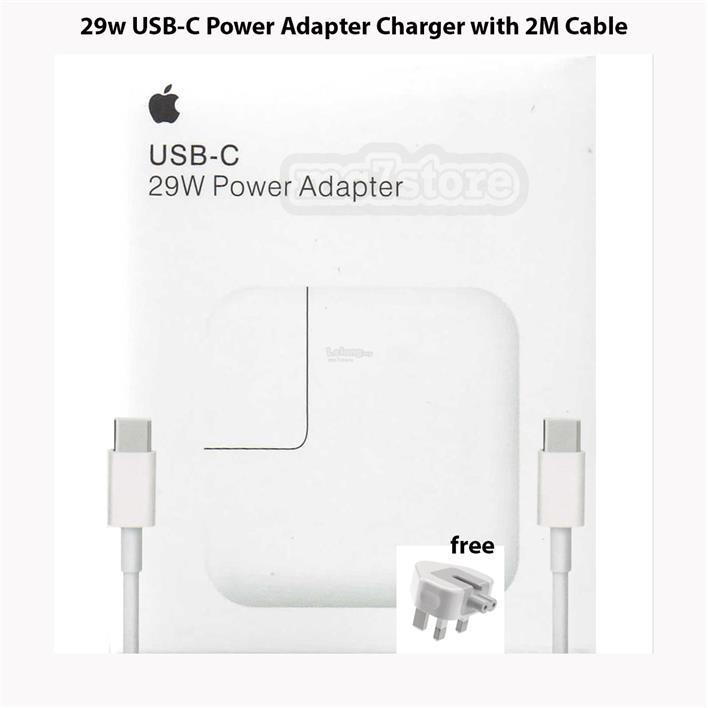 29W Original Apple Power Adapter Charger Supply For Apple Macbook Air