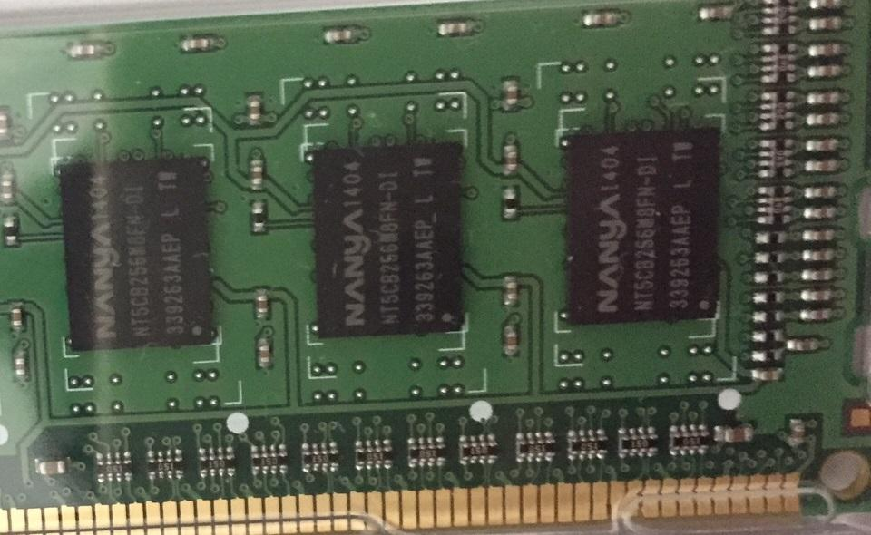 2GB DDR3 1600MHZ DESKTOP RAM (Major Branded samsung/hynix/Elpida)
