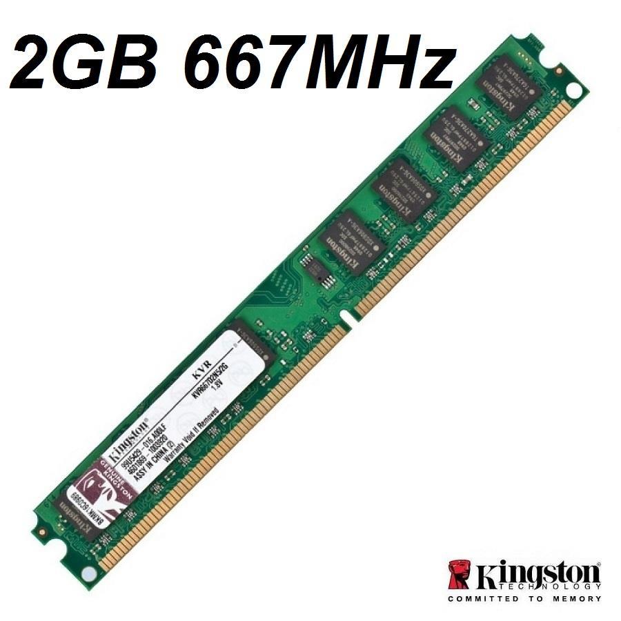2GB Kingston Desktop PC DDR2 RAM 667 End 7 28 2018 115 AM