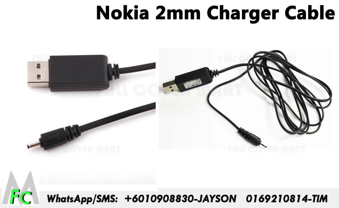 2mm Small Pin USB Charger Cable Ada (end 10/30/2018 4:15 AM)