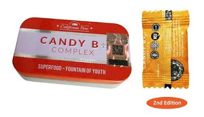 [2nd EDITION] B+ Complex Candy (1 tin-12pcs)