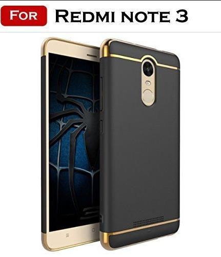 2nd Gen 3 IN 1 360 Full Protection Case RedMi Note 3 4 4X