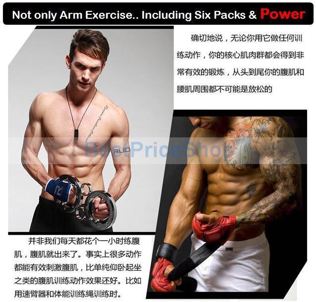 2nd Gen Iron Arm Burn Machine MMA Punching KungFu Boxing Training