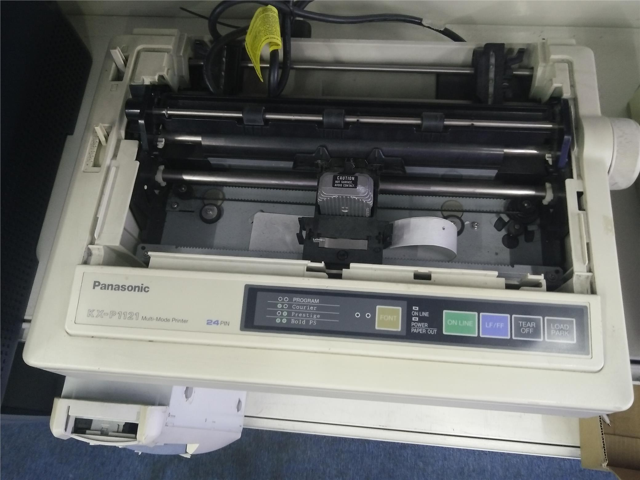 2nd Hand Panasonic KX-1121E Printer