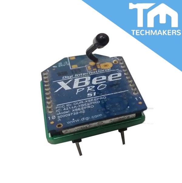 (2nd hand) XBee Pro 60mW Wire Antenna - Series 1 (802 15 4)