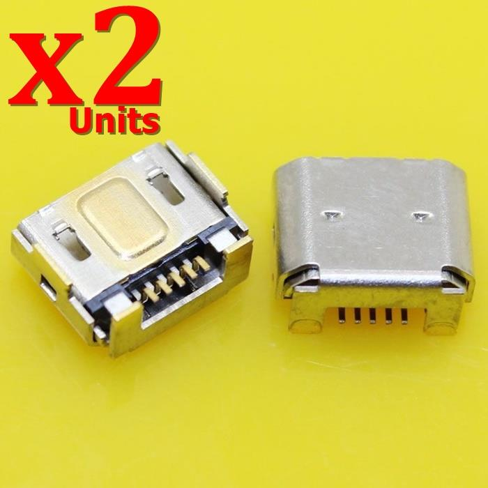 2PCS Charging Port Pin for Sony Xperia SP / C5303 C5302 M35h