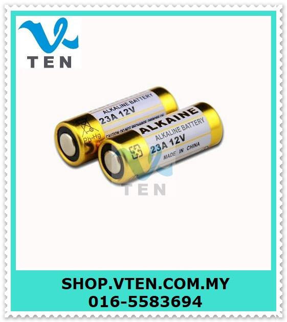 2PCS/LOT 12V 23A Alkaline Battery for Doorbell Remote Control Toys Use