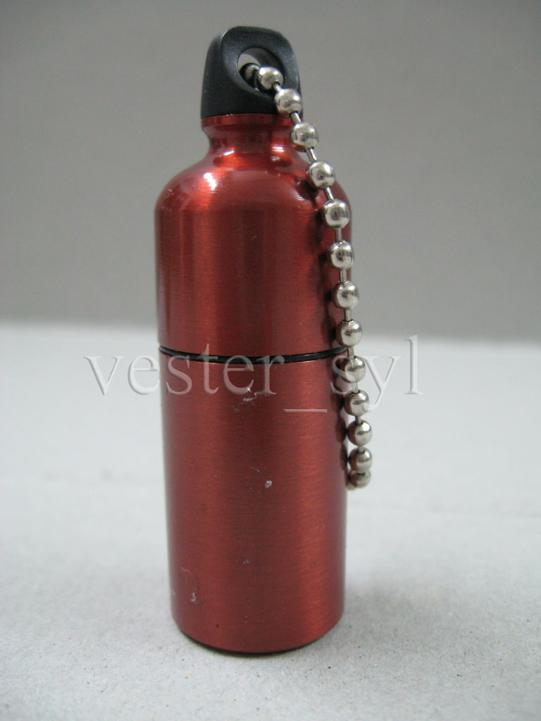 2pcs Mini Keychain Oil Lighter
