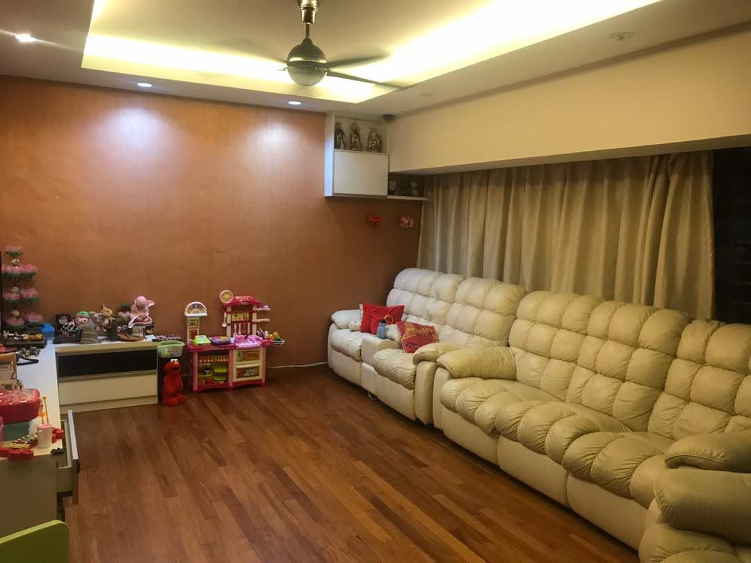 2sty Endlot House for sale, Renovated, Taman Putra Prima, Puchong