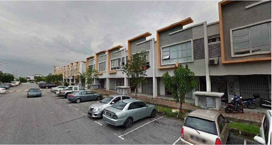 2sty Shop Office for sale, Fully Tenanted, Taman Putra Prima, Puchong