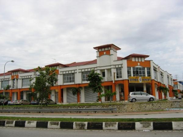 2sty Shop Office for sale, Tiara Square, Taman Perindustrian UEP, S.J