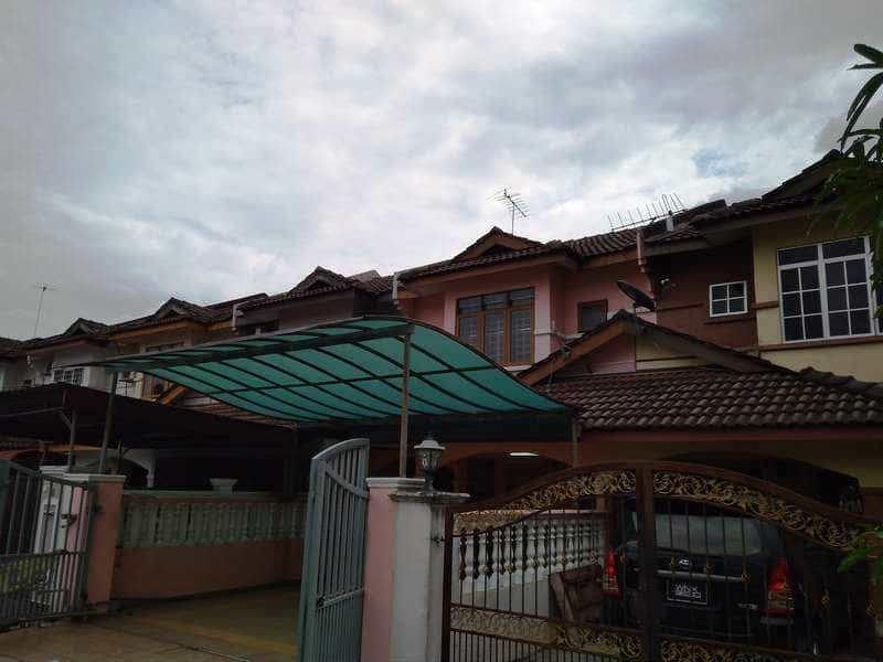 Admirable 2Sty Terrace House For Rent Near Lrt Taman Puchong Perdana Puchong Interior Design Ideas Clesiryabchikinfo