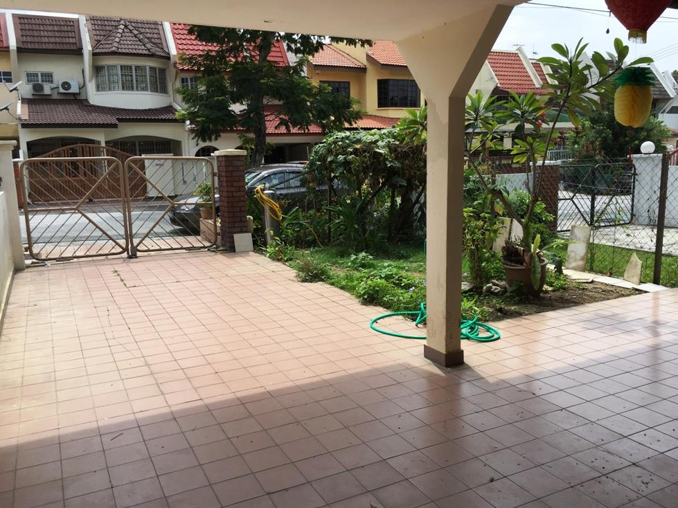 2sty Terrace House for rent, Walking Distance to LRT,SS 18,Subang Jaya