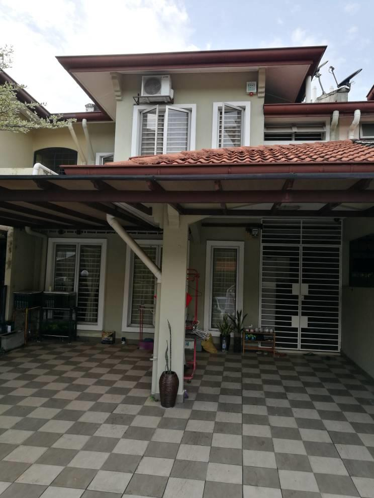 2sty Terrace House for sale, BK 4, Bandar Kinrara, Puchong