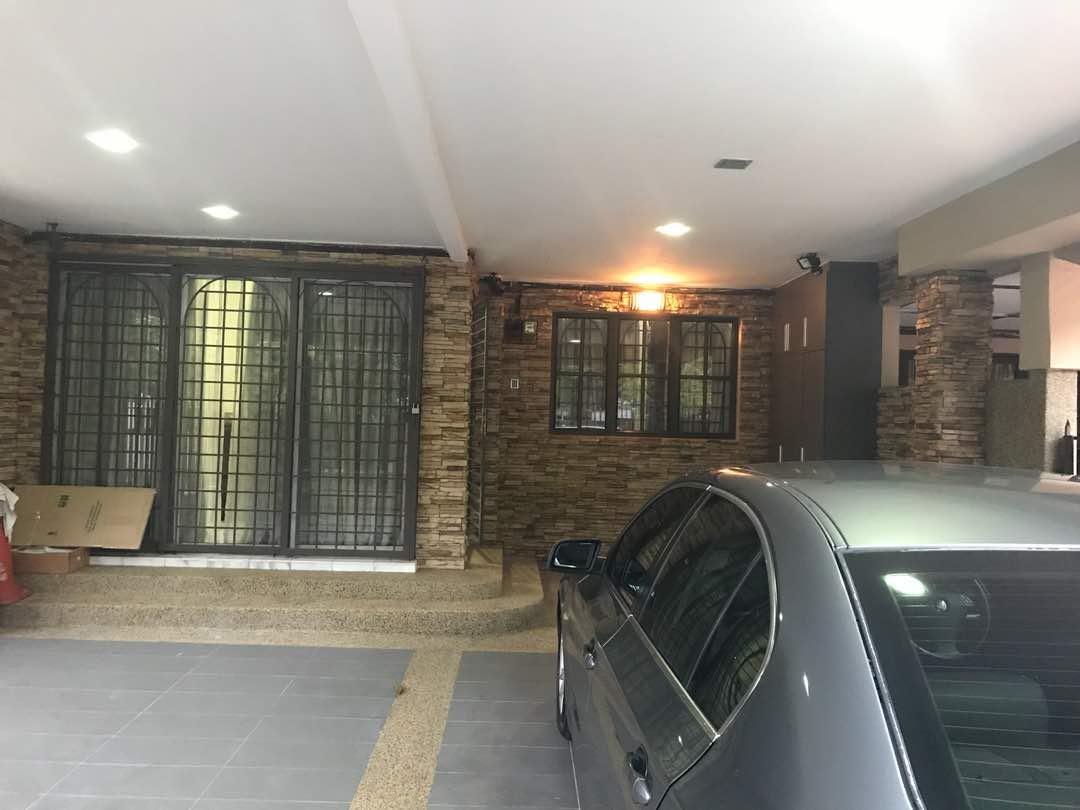 2sty Terrace House for sale, Facing Park, Renovated,USJ 4, Subang Jaya