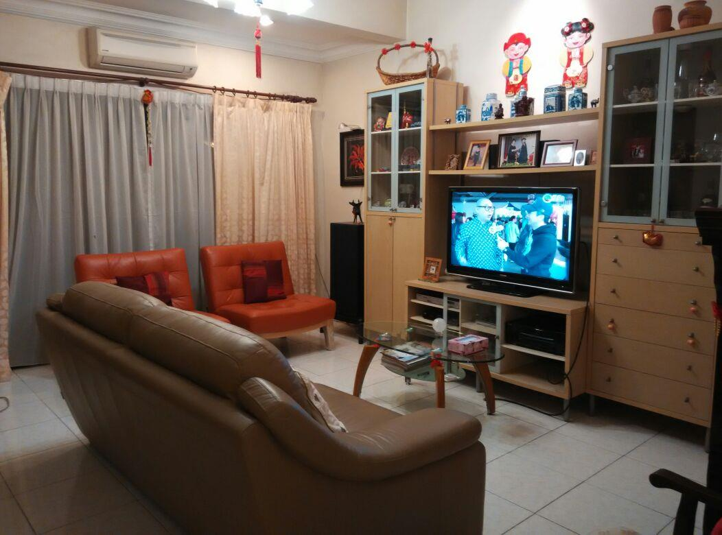 2sty Terrace House for sale, Renovated, Taman Puchong Prima, Puchong