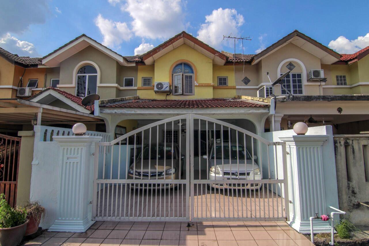 2sty Terrace House for sale, Taman Puchong Perdana, Renovated, Puchong