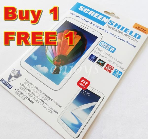 2x DIAMOND Clear LCD Screen Protector Asus Fonepad 8 FE380CG FE380