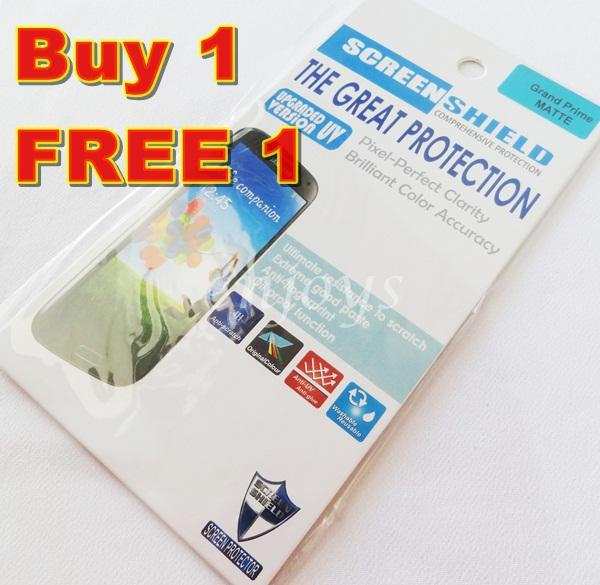 2x MATTE AG LCD Screen Protector Samsung Galaxy Grand Prime G530H