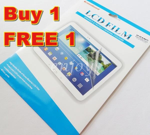 2x MATTE AG LCD Screen Protector Samsung Galaxy Tab Pro 8.4 T320 T325