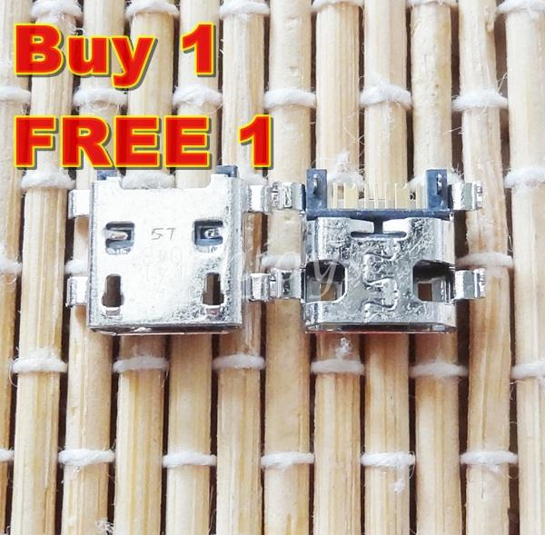 2x ORIGINAL Charging Connector Port Pin Samsung Galaxy Core I8262