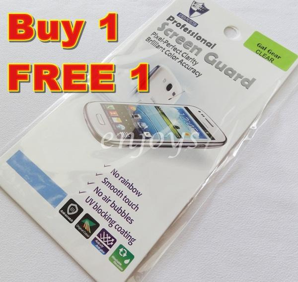 2x Ultra Clear LCD Screen Protector Samsung Galaxy Gear SM-V700