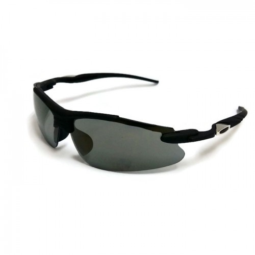 3 In 1 O Brand Light Weight Sunglasses Fashion Cycling Driving (Black)