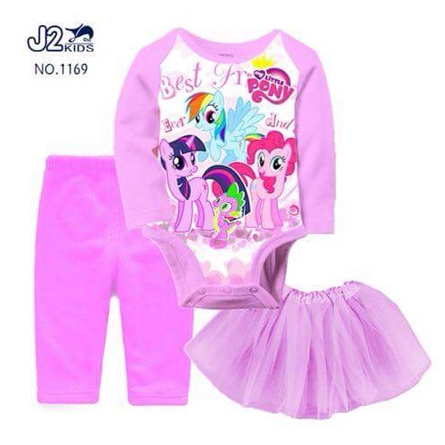 f80d720e551f 3 in 1 PONY Baby Rompers Pants Skirt (end 11 1 2019 4 19 PM)