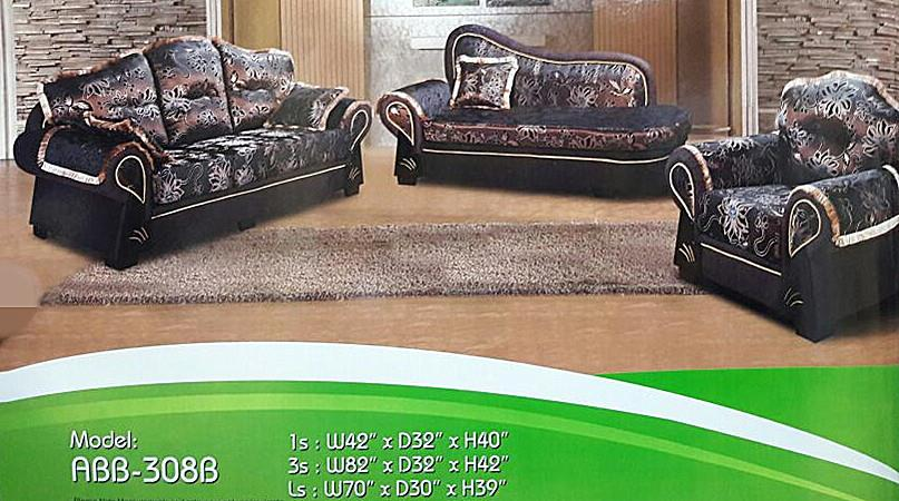 3+2+1 sofa set installment plan payment per-month - 308