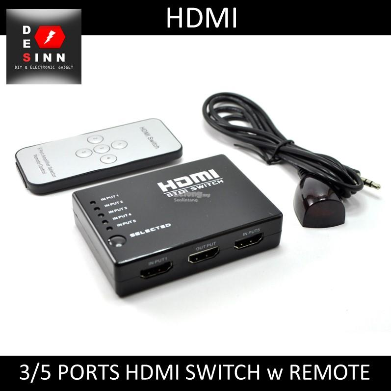 diy hdmi switch - DIY Campbellandkellarteam
