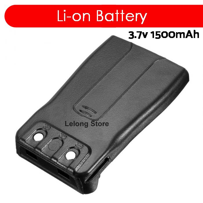3.7v 1500mAH Li-ion Battery for BaoFeng BF888S BF777S BF666S Backup