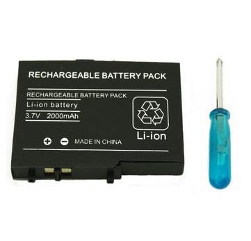 3.7V Rechargeable Battery for NDS Lite NDSL
