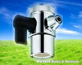 "3/8"" 1 Way Diverter With Plastic Handle & Nut (Water filter,Vending)"