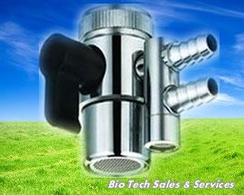 "3/8"" 2 Way Diverter With Plastic Handle (Water filter,Vending Machine)"