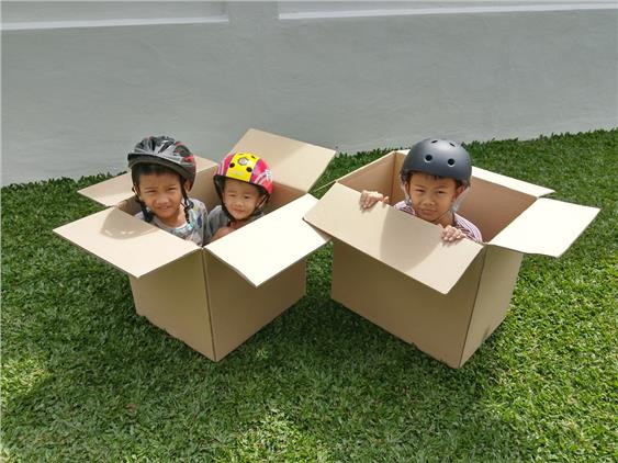 3 Bedroom Moving Carton 16pcs Boxes Corrugated Shipping Box